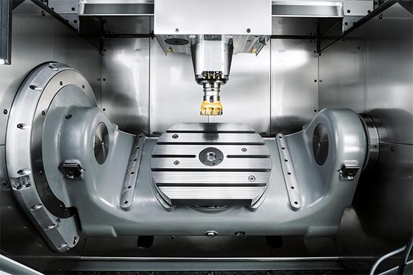 کاربرد ماشینهای فرز 4 و 5 محوره CNC